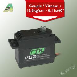 Pro-Tronik Servo Digital 6812 TG-D (76812)