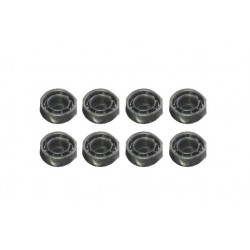 Roulements 3x6x2mm ALIAS (TRX6642)