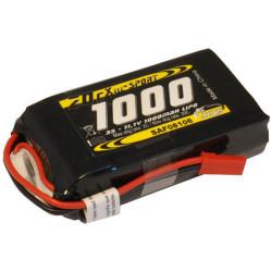 LIPO 11,1V 1000MAH 3S 20C SPORT (SAF08106)