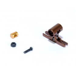 Aluminium Rotor Hub -Blade 200SRX (Copper)