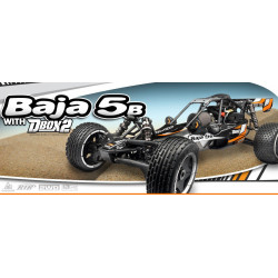 BAJA 5B 2,0 RTR D-BOX 2 (113141)