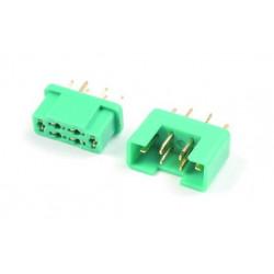 CONNECTEUR MPX M+F S4 (GF-1004-001)