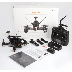 Walkera Drone Racer F210 F3 RTF avec DEVO7/battery/charger/camera/image transmission/OSD