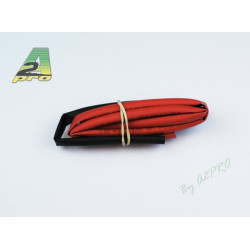Tube thermo 5mm rouge+noir (160050)