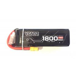 VCanz Power 1800mAh 75C 14.8V (VP1800/75-4S)
