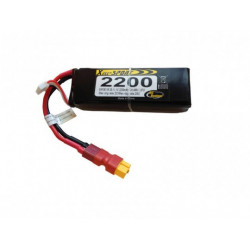 LIPO 11.1V 2200MAH 3S 25C SPORT - DJI (SAF08116D)