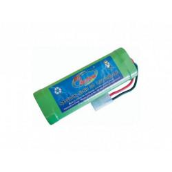 Batterie Ni-MH SC 7.2V 3000mAh - prise Tamiya - en pack (SA10001N)