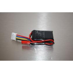 Battery Li-Polymer 11.1V 135mAh 15C