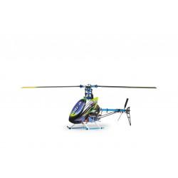E-Rix 450 C. V2 Gaz gauche