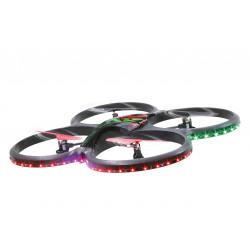 Flyscout AHP+ Quadrocopt.Komp-LED-caméra