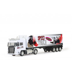 Camion Container blanc RTR