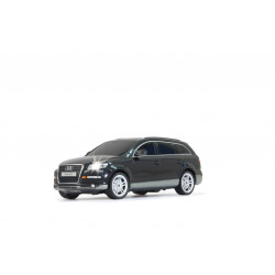Audi Q7 1:24 black-metallic