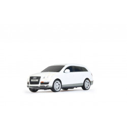Audi Q7 1:24 pearly white