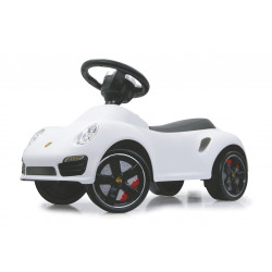 Push-Car Porsche 911 white