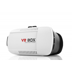 VR BOX - Virtual Reality Glasses White