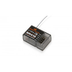 Recepteur SR415 4 voies DSMR
