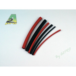 Assortiment de gaine thermo 1.5mm - 3mm - 5mm (160000)