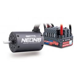 COMBO ORION NEON 8 (4P/2000KV/AXE 5MM/R8 WP 130A 65116) (ORI66094)