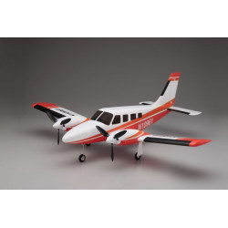 AIRIUM PIPER PA34 VE29 TWIN PIP SET - ROUGE (K.10961R)