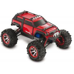 SUMMIT - 4x4 - 1/16 VXL BRUSHLESS TQ 2.4GHZ Rouge (TRX72074-1)