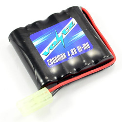 VOLTZ HOBBY PACK 4.8V 2000mah MINI TAMIYA PLUG (HE00010) (VZ0061)