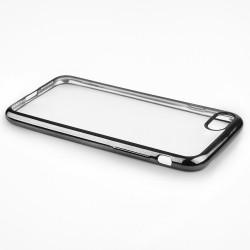 "BACK CASE ""GLOSSY"" iPhone 7 black"