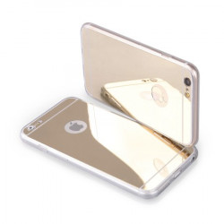 """BACK CASE """"MIRROR"""" iPhone 6 5,5"""" gold"""