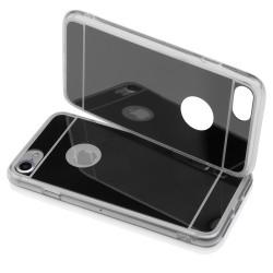 "BACK CASE ""MIRROR"" iPhone 7 black"