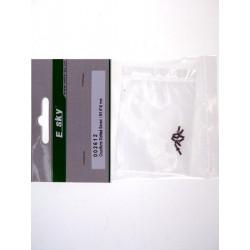 Cruciform Slotted Screw(M1.6*4) 10pcs