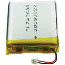 FCOE LiPo Battery 1000mAh with plug for receiver module (FC3012)