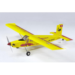 PILATUS PC-6 JAUNE 1:9 EP/GP