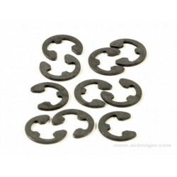 CIRCLIPS 4mm (10p.) (Z244)