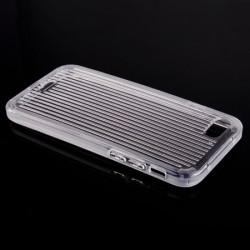 """BACK CASE """"SHOCKPROOF"""" iPhone 7 transparent"""