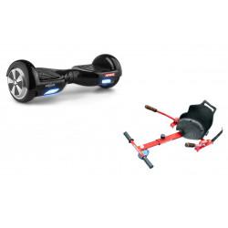 COMBO Gyropode Hoverboard BALANCE SCOOTER + KART Ninco (NH33003)