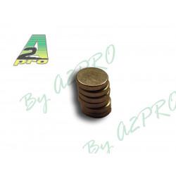 Aimant rond diametre 5mm/1mm (5740)