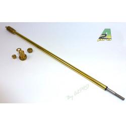 Arbre d'helice 6mm/M4 M4 225/261mm (230105)