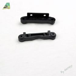 Support de suspension avant plastique (2 pcs) (C10120)