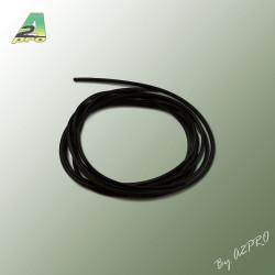 Liston caoutchouc carre H2mm L2m (210450)