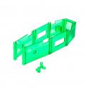 Frame Skirt, Green Conspiracy 220 (BLH02002GR)