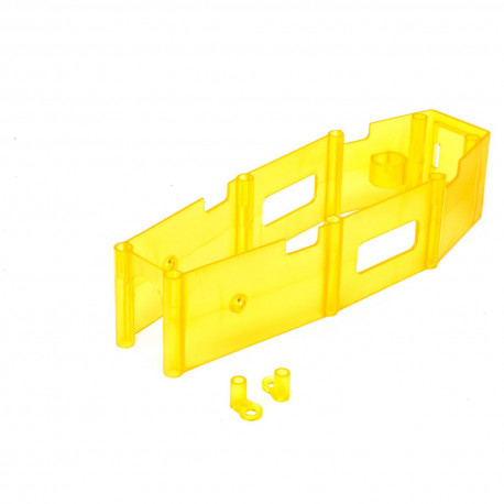 Frame Skirt, Yellow: Conspiracy 220 (BLH02002YE)