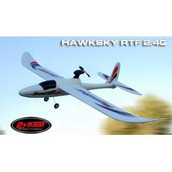 HAWKSKY RTF 2.4G BRUSHLESS