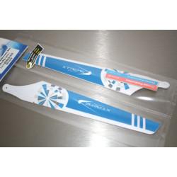 Main Blade-Lower White Blue (Big Lama)