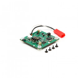 5-in-1 Ctrl Unit, RX/ESC/Mix/Gyros/Ch6: 180 QX HD (BLH7401A)