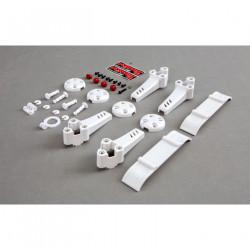 Plastic Kit, White: Vortex Pro (BLH9212)