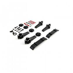 Plastic Kit, Black: Vortex Pro (BLH9215)