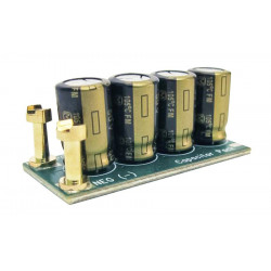 CASTLE CREATIONS CAPACITOR PACK, 12S MAX (50.0V), 1100UF (CSE011000202)