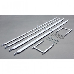 Wing Strut Set with Hardware: Carbon-Z Cub (EFL1045010)
