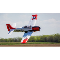 Carbon-Z T-28 BNF Basic with AS3X Technology (EFL1350)