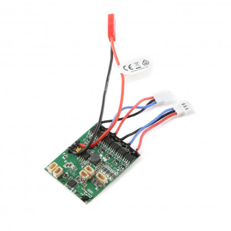 AS6410NBLT RX:DSMX 6-Ch AS3X w/Twin Brushless ESC (EFLAS6410NBLT)
