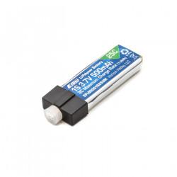 500mAh 1S 3.7V 25C LiPo High Current UMX Connector (EFLB5001S25UM)